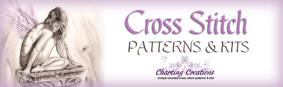 Charting Creations_Banner by Michelle Tracey Fantasy Art